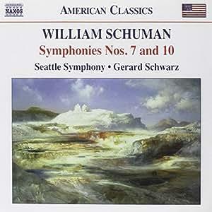 Symphonien Nr. 7 und 10
