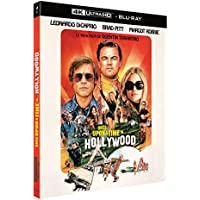 ONCE UPON A TIME IN... HOLLYWOOD - UHD + BD