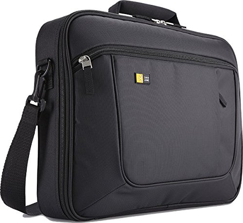 Case Logic ANC317 Notebook Briefcase 43,9 cm (17,3 Zoll) mit zusätzlichem iPad-Fach Schwarz