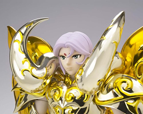 Mu Armadura Aries New Cloth Figura 18 Cm Saint Seiya Myth Cloth Ex Soul of Gold 5