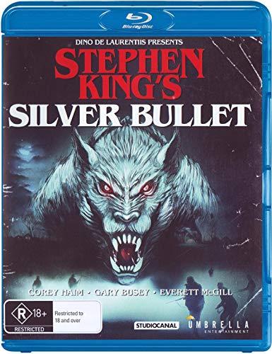 STEPHEN KING'S SILVER BULLET - STEPHEN KING'S SILVER BULLET (1 Blu-ray)