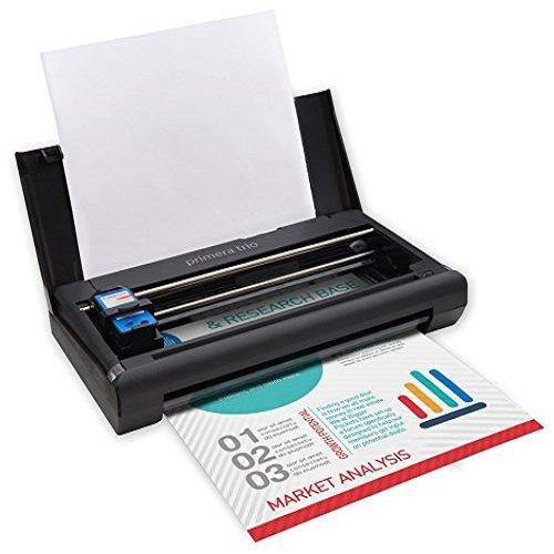 Primera Trio, stampante, scansione e copia a formato A4 piú piccolo e leggero del mondo