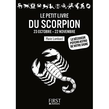 Le Petit Livre du Scorpion (Hors collection)
