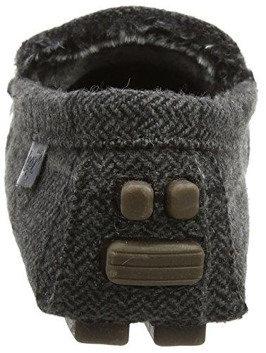 Sneaker Pigro Dogz Herren Berkley Grigio (assegno Grigio)