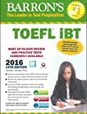 Barron's TOEFL iBT 2016 Guide (With DVD)