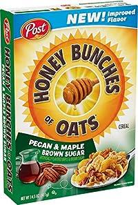 POST Honey Bunches of Oats Pecan Brown Sugar 411.07gm