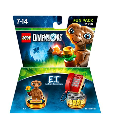 LEGO Dimensions, E.T., Fun Pack