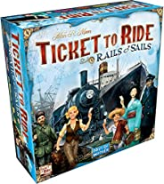 Ticket to Ride: Rails & S