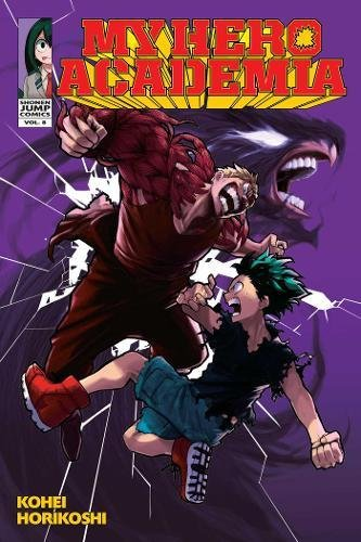 My Hero Academia Volume 9 por Kohei Horikoshi