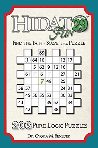 Libro Pdf Gratis Hidato Fun 29 203 New Logic Puzzles Volume 29