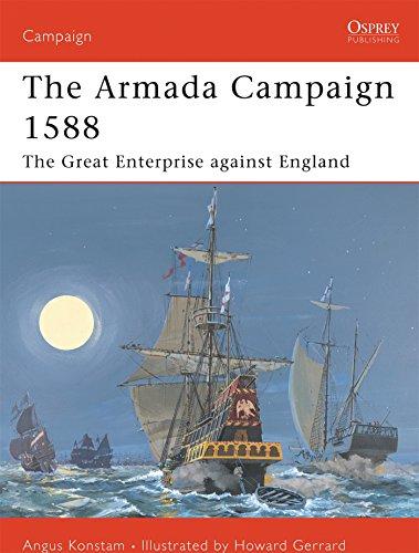 The Armada Campaign 1588 Cover Image