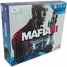 Sony PS4 1TB Slim incl. Mafia III USK 18