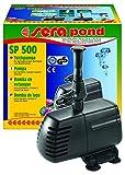 Sera 30020Pond SP 500Pompe de bassin (750l/h à 18W avec LEDDébit max: 1,0m) pour petites Systèmes de filtration et les Fontaine