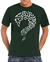 Touchlines Herren T-Shirt - Bat Question