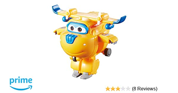 Paul Auldeytoys YW710050 Super Wings Transform mini Spielzeugfigur