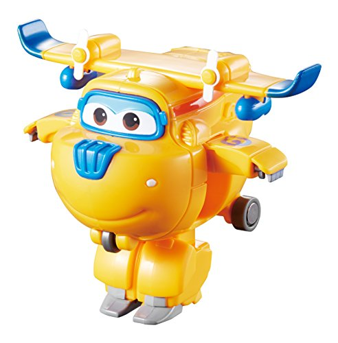 Super Wings |Series 1 | Transform a bots | Donnie | 2