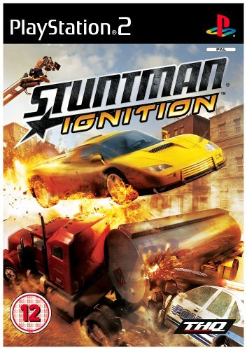 Stuntman: Ignition (PS2) by THQ
