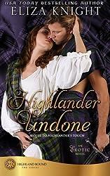 Highlander Undone (Highland Bound) (Volume 5) by Eliza Knight (2016-01-29)