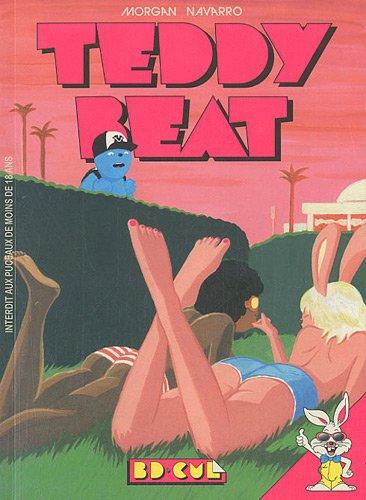 Teddy Beat - FAUVE D'ANGOULEME 2012 – PRIX DE L'AUDACE