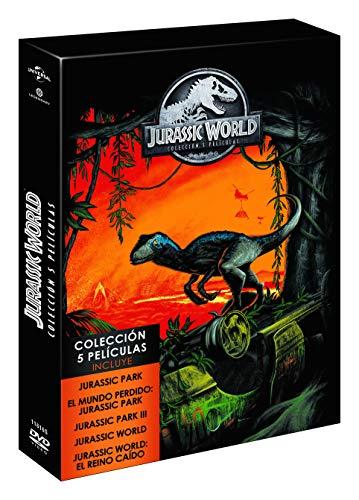 Jurassic Park 1-5 [DVD]