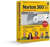 Norton 360 Premier Edition V3.0 3 Benutzer