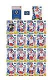 Match Attax Bundesliga 2017 2018 - Hamburger SV Mannschafts-Set 18 Karten Basiskarten Clubkarte Starspieler - Deutsche Ausgabe