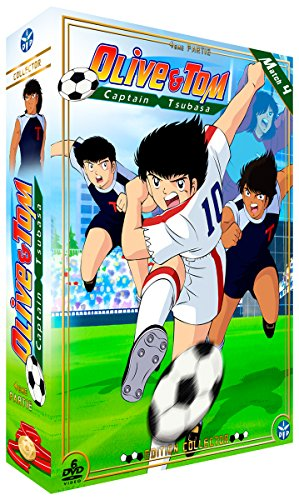 Olive et Tom (Captain Tsubasa) - Partie 4 - Edition Collector (6 DVD + Livret)