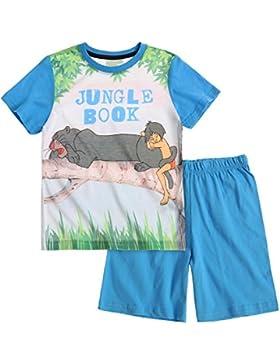 Disney The Jungle Book Chicos Pijama mangas cortas 2016 Collection - Azul