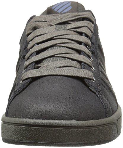 K-Swiss Hoke P Cmf, Sneakers Basses Homme Noir (Black/Beluga 023)