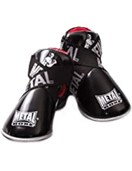 METAL BOXE - Protèges Pieds Full Contact Competition - XL