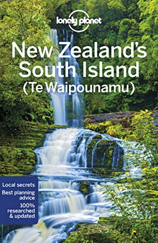 New Zealand's South Island - 6ed - Anglais par LONELY PLANET