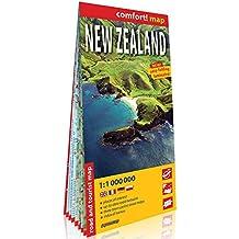 Nouvelle-Zélande : 1/1 000 000