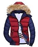 Best Warmest Winter Coats - PengGeng Mens Hoodies Winter Coats Slim Fit Thick Review