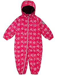 Regatta Kids Printed Splat Waterproof Jacket