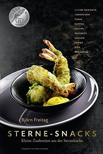 Sterne-Snacks - Kleine Zaubereien aus der Sterneküche Buch-Cover