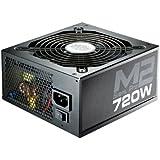 Cooler Master Silent Pro M2720W–Source d'alimentation (720W, 90–264V, 50–60Hz, 13.5cm, Cadres, actif) Noir