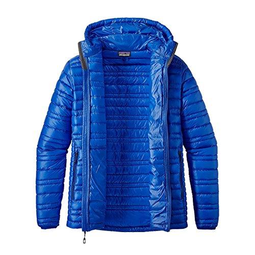 Patagonia Herren Jacke Ultralight Down Hoody Men Viking Blue