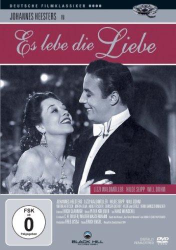 Coverbild: Es lebe die Liebe