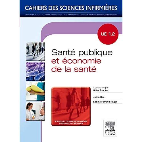 Santé publique et économie de la santé: Unité d'enseignement 1.2
