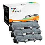 7Magic Compatibile Brother TN2320 TN-2320 Cartuccia del Toner (3 Nero) ad Alta Capacità Sostituzione per Brother MFC-L2700DW MFC-L2740DW MFC-L2720DW HL-L2300D HL-L2340DW DCP-L2500D Stampante
