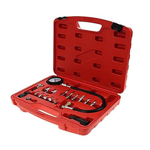 Flyelf Automotive Cylinder Pressure Tester Detector Engine Auto Diagnostic Tools Cylinder Leak