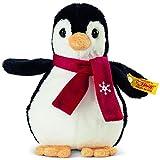 Steiff 63626 - Flaps Pinguin 17, schwarz/weiß