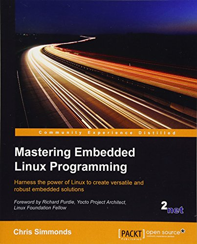 Mastering Embedded Linux Programming por Chris Simmonds