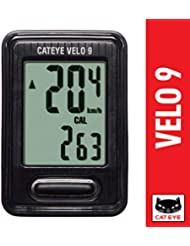 CatEye Cycle Computer Velo 9 Cc-Vl820