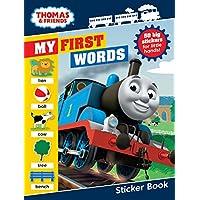 Thomas & Friends: My First Words Sticker Book