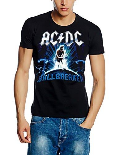 AC/DC - BALLBREAKER Tour - NEU - T-SHIRT, Schwarz, GR.XL (Konzert-tour-shirt)