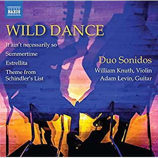 Much Ado About Nothing Suite, Op. 11 (Excerpts Arr. G. Nestor for Violin & Guitar): V. Hornpipe