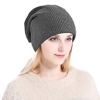 Vbiger Strickmütze Winter Mütze Skimütze Unisex Beanie Mütze Warme Mütze Beanie Mütze für Outdoor