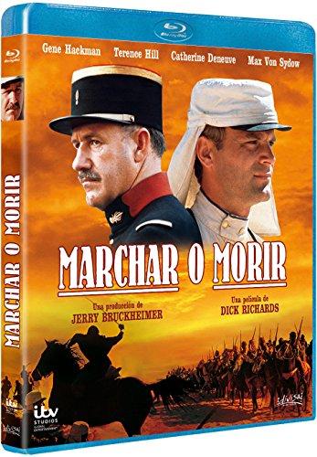 March Or Die - Marchar O Morir