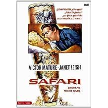 Safari - Terence Young - Audio en anglais et en espagnol. Sous-titres en espagnol.